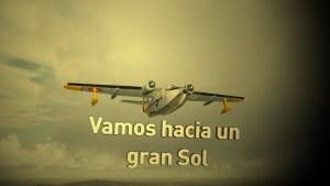 Extrañas desapariciones de aviones en el mar de Alborán