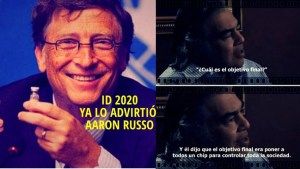 Bill Gates y el próximo movimiento del Nuevo Orden Mundial