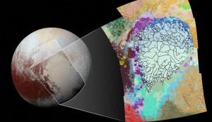 Plutón tiene un océano subterráneo con posible vida