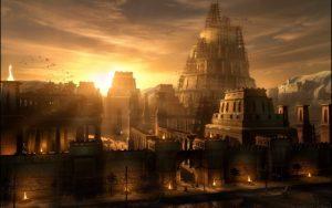 Eridu, La primera ciudad que se construyó en la Tierra