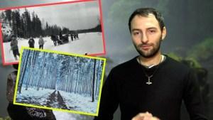 El perturbador paso Vepski es el otro Dyatlov