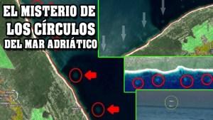 El misterio de los círculos del mar Adriático