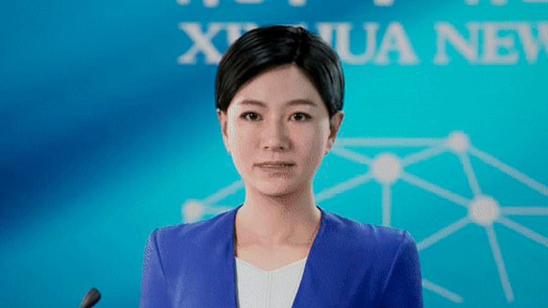 Debuta en China la primera presentadora 3D de noticias potenciada con inteligencia artificial