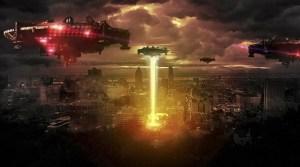 Japón se prepara ante una posible invasión ovni