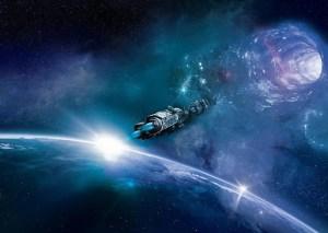 La tecnología secreta de viajes en el espacio y en el tiempo