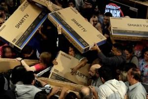 La sociedad de consumo: vivir es consumir
