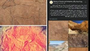 Antigua cueva encontrada en Egipto con esculturas de roca predinásticas únicas