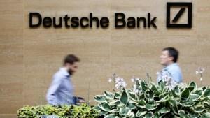Los alemanes se apresuran a sacar dinero en efectivo en medio de la pandemia mientras cae el crecimiento de los depósitos bancarios
