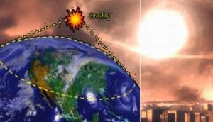 El Pentágono en alerta le preocupa que China o Rusia puedan detonar una bomba nuclear en el espacio