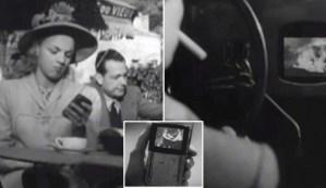 Una película de 1947 predijo los teléfonos inteligentes y el impacto de las nuevas tecnologías