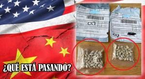 Misteriosas semillas de China se reciben por todo EEUU, Canadá y Reino Unido