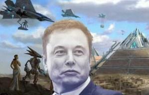 Elon Musk afirma que las pirámides de Egipto fueron construidas por seres extraterrestres