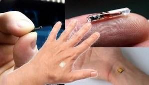 """El microchip está aquí: DARPA, Biochip para """"salvarnos"""" de Covid puede controlar el ADN humano"""