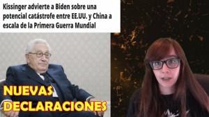 Henry Kissinger y la próxima agenda