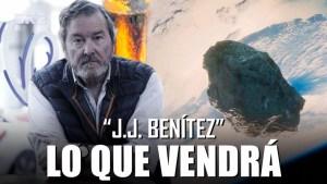 """J. J. Benítez: """"Estamos ante el ensayo de la gran catástrofe"""""""