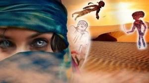 Algo muy raro se esconde bajo el desierto del Sahara