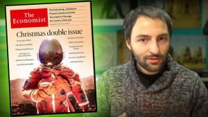 The Economist muestra el misterio del astronauta del Vaticano