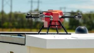 EE.UU. aprueba por primera vez los vuelos de drones comerciales totalmente automatizados
