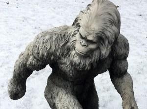 El día que atraparon a un Bigfoot