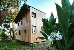 Arqui Tiny, conoce cómo se construyó esta pequeña casa sustentable