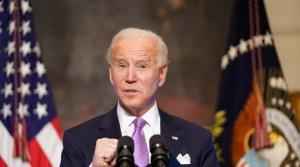 Biden afirma que nunca dudará en usar la fuerza cuando sea necesario para defender a EEUU