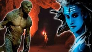 Impresionantes historias sobre seres del interior de la Tierra