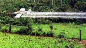 Una comisión del Senado colombiano tumba el proyecto de prohibición de las aspersiones aéreas con glifosato