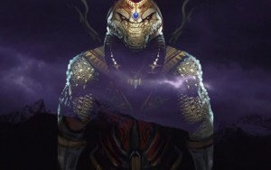 """Los Chitauri: la historia de los """"Dioses Reptil que reinaron África"""""""