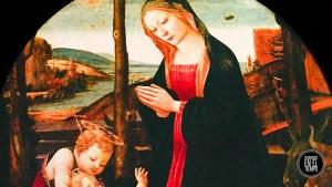 Ovnis en famosas pinturas religiosas