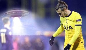 El futbolista Gareth Bale revela que vio un ovni y que hay extraterrestres en la Tierra