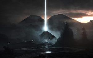 """La Gran Pirámide de China y """"los seres que llegaron de las estrellas"""""""