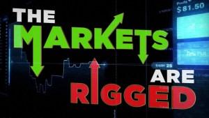 Los Mercados Están Amañados