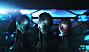 """""""Es muy probable que los extraterrestres se parezcan a la IA"""" dice astrónomo"""