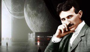 """Nikola Tesla: """"Vi el pasado, presente y futuro al mismo tiempo"""""""