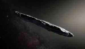 El principal astrónomo de Harvard dice que 'Oumuamua recuperó sondas extraterrestres en la Tierra