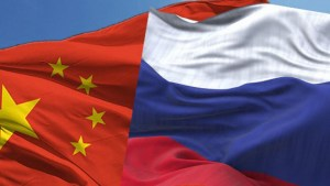 Comunismo en Latinoamérica, La conspiración Rusia China