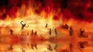 """Hombre afirma que """"fue al infierno"""" durante 23 minutos"""