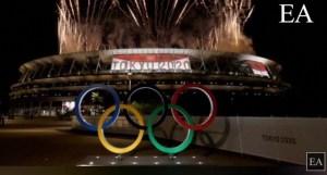 La simbología que oculta la ceremonia de apertura de los Juegos Olímpicos de Tokio 2020