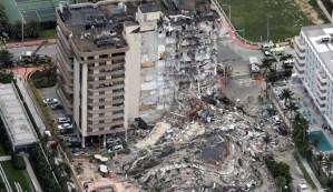 Una superviviente del derrumbe del edificio en Miami asegura que una voz sobrenatural le salvó la vida
