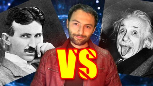 """Nikola Tesla no estaba deacuerdo con Einstein """"El Secreto esta en el TAO"""""""