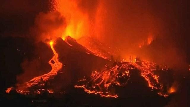 El mayor peligro que entraña la erupción volcánica de La Palma