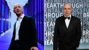 Reportan que Jeff Bezos y Yuri Milner se unen para financiar una 'startup' que buscará revertir el envejecimiento y lograr la vida eterna