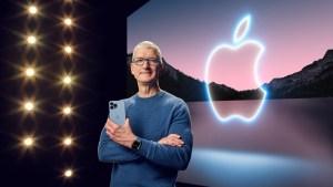 """El jefe de Apple afirma que la inteligencia artificial ya """"está en todas partes"""" aunque la gente no se dé cuenta de ello"""