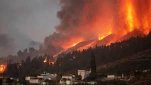 El volcán del infierno