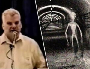 Un agente de la CIA asesinado nos advirtió sobre bases alienígenas subterráneas y abducciones