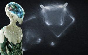 ¿Es esta increíble imagen la prueba de vida Extraterrestre?