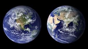"""Hallan evidencia de que la Tierra """"se inclinó"""" a un lado hace 84 millones de años"""