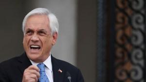 """Piñera reconoce """"cierto rebrote"""" de coronavirus en Chile y apunta contra los """"rezagados"""" en la vacunación"""