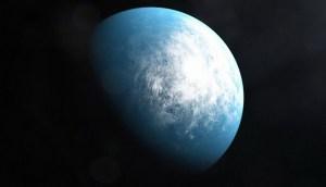 Descubren exoplanetas similares a la Tierra cubierta de océanos