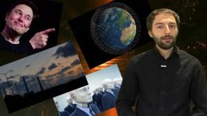 El Mundo se enfrentará a un enorme apagón – 5 Predicciones de Elon Musk para 2022
